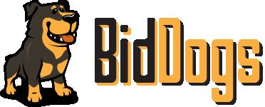 BidDogs Logo
